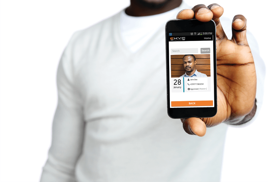 Tanzania's E-KYC registers a mobile user in 5-7 minutes